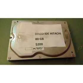 Disco Rígido Ide Hitachi
