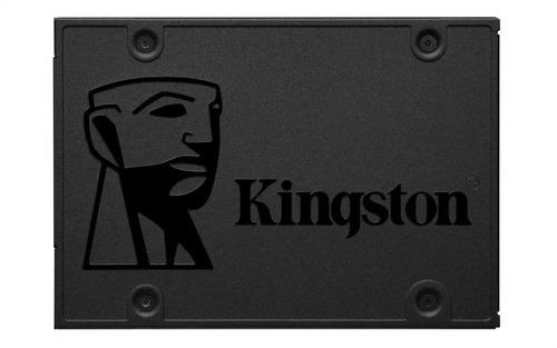 disco rigido ssd solido kingston 240 gb sata3 a400 jazz pc.