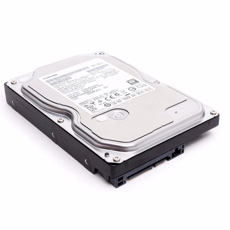 Disco Rígido SATA Toshiba 500GB