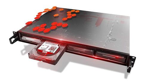 disco rigido wd 6tb nas caviar red wd60efax