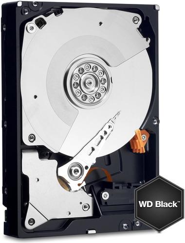 disco rigido western digital black wd 4tb 7200rpm 64mb gamer