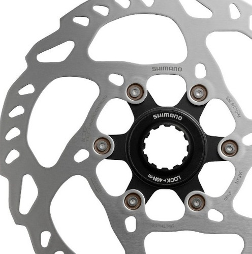 disco rotor center lock shimano slx rt70 180mm
