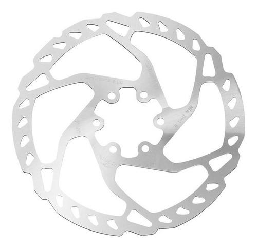 disco rotor para freno 160mm 6 tornillos sm rt66