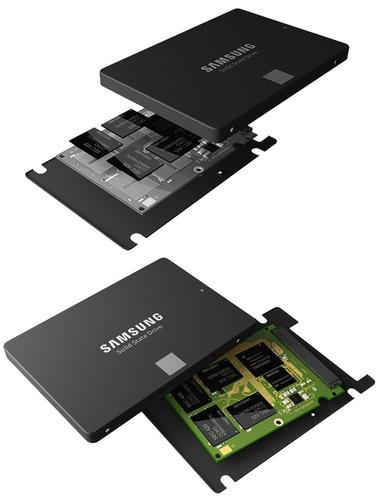disco samsung 500gb ssd unidad estado solido sata 2.5  6gb/s