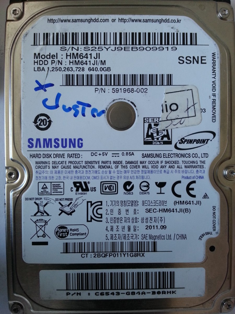 DRIVERS FOR SAMSUNG HM641JI