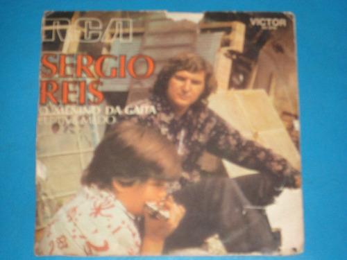 disco sergio reis - 1973