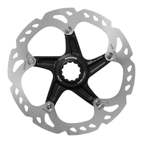 disco shimano centerlock deore xt rt81 icetech 160mm- ciclos
