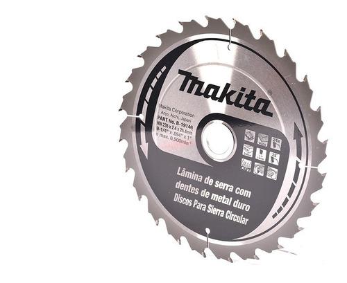 disco sierra circular 9-1/4 24 d p/madera makita b-19146