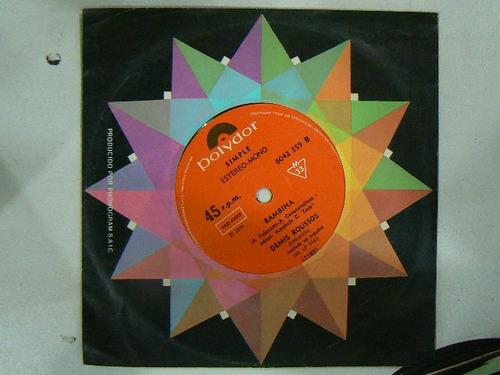 disco simple polydor simple año 1978 45 r.p.m bambina demis