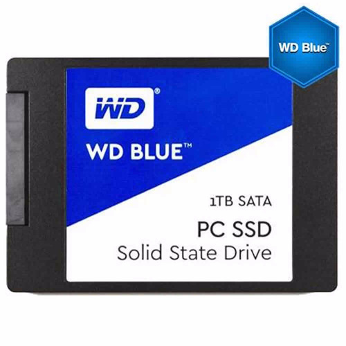 Disco Solido 1tb Wd Blue Ssd 2.5 Sata3 6gb/s