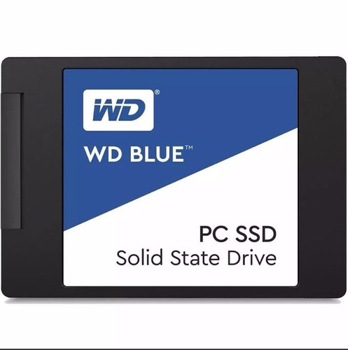 disco solido 1tb wd blue ssd 2.5 sata3 6gb/s - smal lan