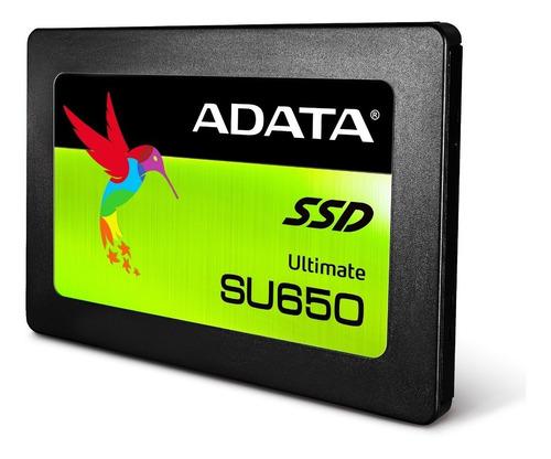*disco solido adata 120gb su650 sata
