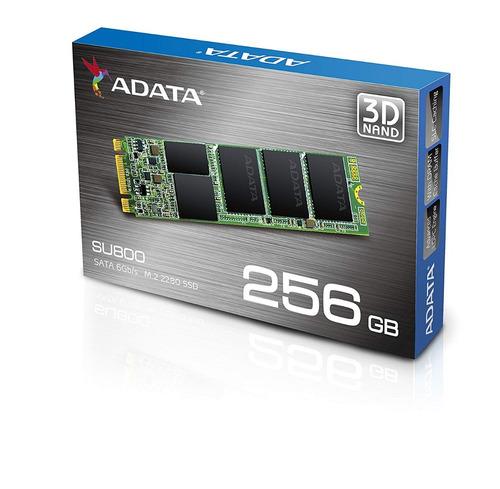 disco solido adata ssd m.2 su800 2280 sata 3 256gb
