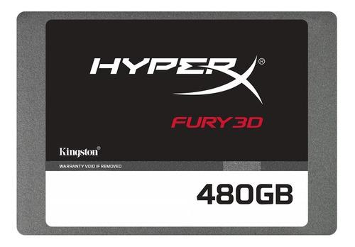 disco solido gamer 480gb hyperx fury ssd 2.5 3d 1