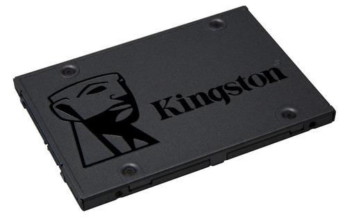 disco sólido kingston ssd 120gb a400 sata