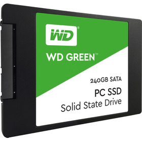 Disco Solido Ssd 240gb Western Digital Green Sata3 Fullh4rd