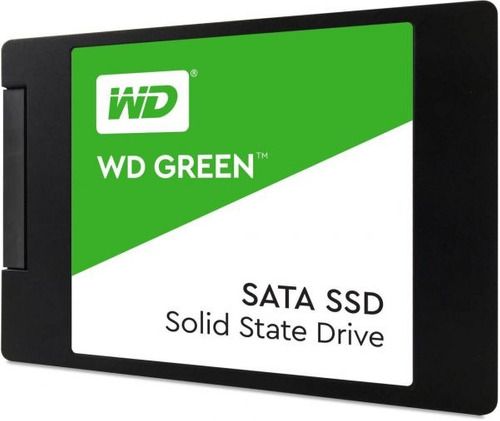 disco solido ssd 240gb western digital green wd sata 3 gtia