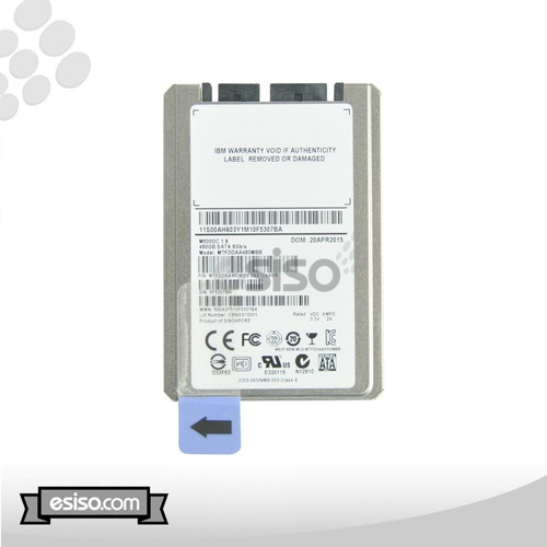 disco solido ssd 480gb ibm 2.5 6gb/s 1.8 con adaptador