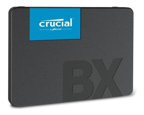disco solido ssd crucial 480gb bx500 2.5 sata pc - notebook