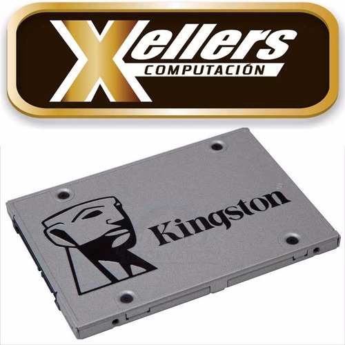 disco sólido ssd kingston 120gb 6gb/sg  2.5 sata 3 xellers