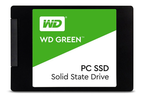 disco solido wd 240 gb ssd green western digital full mexx1