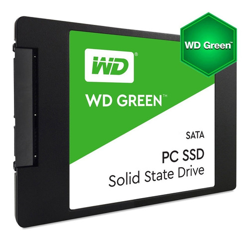 disco solido western digital green 480gb ssd 480 gb sata