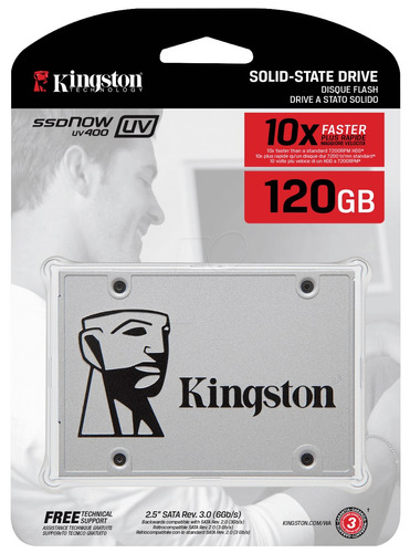 disco sol.(ssd) 120gb kingston suv400s37/120g