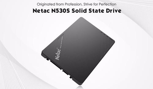 disco ssd 120gb r500mbps w400mbps sata 3 kingfast netac gsp1