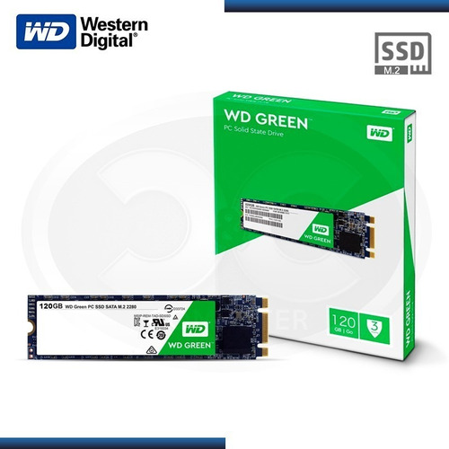 disco ssd 240gb wd green m2 2280