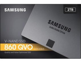Disco Ssd Samsung 860 Qvo 2tb Sata 3d V-nand Caja Sellada !