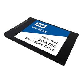 Disco Ssd Wd 1 Tb Blue 3d Nand Sata 2.5 7mm Estado Solido