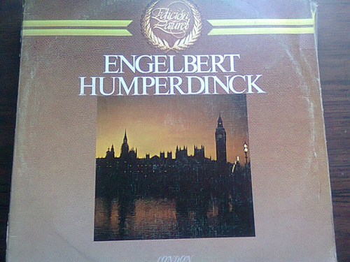 disco triple acetato de engelbert humperdinck