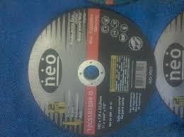 disco tronzarora marca neo 14pul