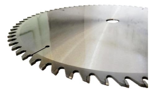 disco tungsteno corte metal 14 pulg x 1 pulg x 80 dientes