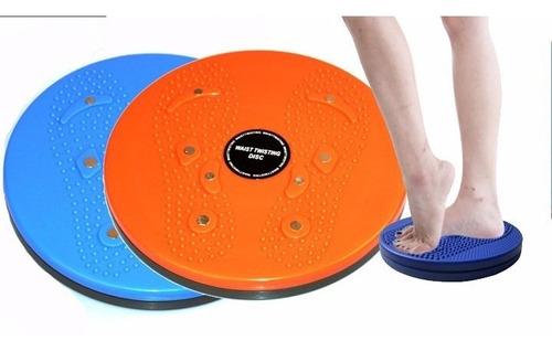 disco twister reductor de cintura para reducir y modelar gym
