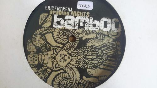 disco vinil bamboo eric entrena