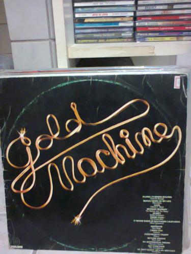 disco vinil gold machine coletânea de sucesssos
