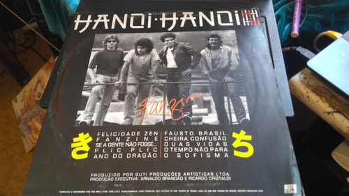 disco vinil hanoi -hanoi
