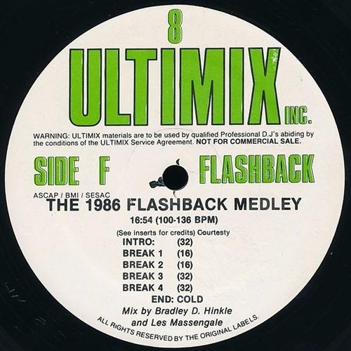 disco vinil importado the 1988 flashback medley (cxa)