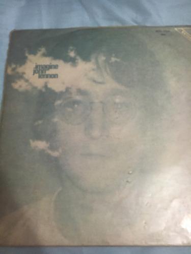 disco vinil - john lennon - imagine 1990