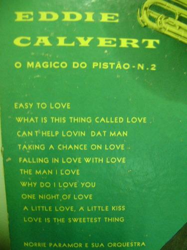 disco vinil lp 10 polegadas fácil de amar eddie calvert