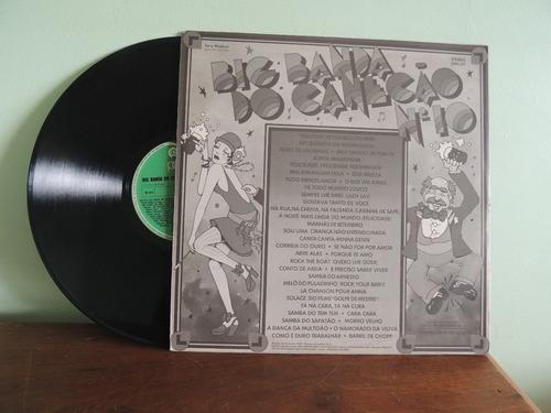 disco vinil lp big banda do canecão 10 - 1974