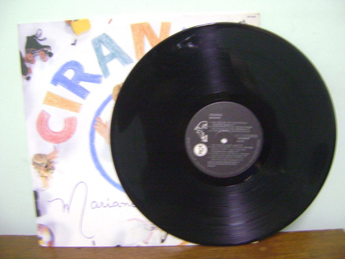 disco vinil lp ciranda mariane 1990