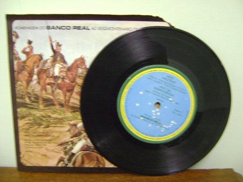 disco vinil lp compacto sesquicentenário independência real