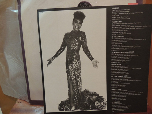disco vinil lp eartha kitt i'm still here