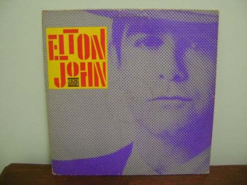 disco vinil lp elton john the big star 1985