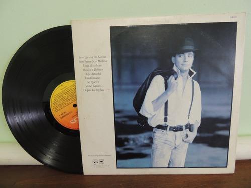 disco vinil lp fábio junior sem limites para sonhar 1986
