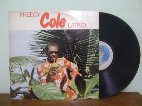 disco vinil lp freddy cole latino