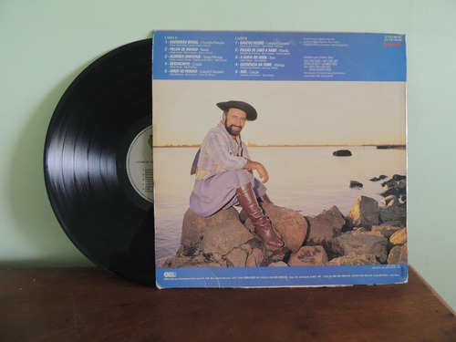 disco vinil lp gaúcho da fronteira acordes orientais 1991