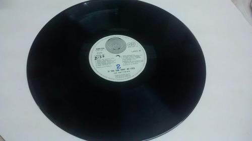 disco vinil lp - if you thro my eyes - ian matthews 1972